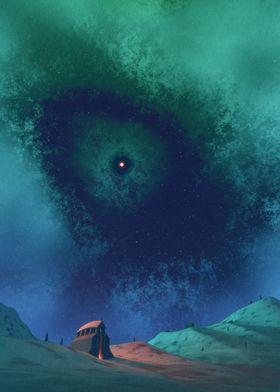 The gaze of the Cosmos