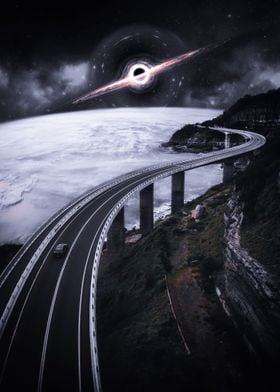 Road to the Black Hole