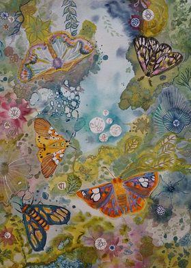 Sigils and Moths