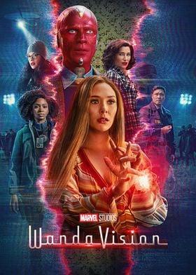 Wanda Vision Poster 10