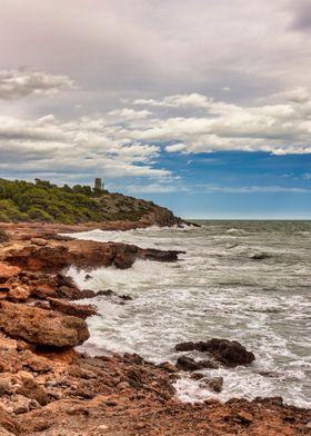 Landscape seascape ocean
