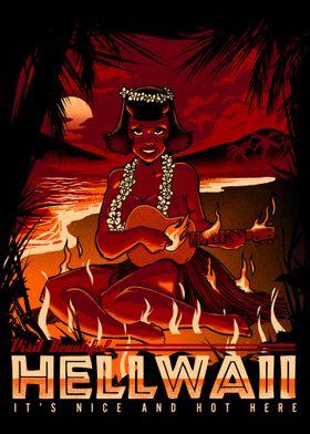Visit Beautyful Hellwaii
