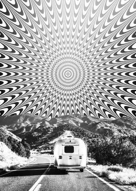 Van go to Trippy World