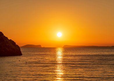 Sunsets Beach Ibiza Sky