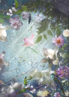 Flowers and Waters