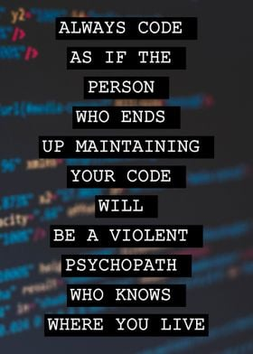 Programmers Quote