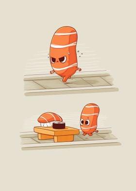 Sushi Cardio