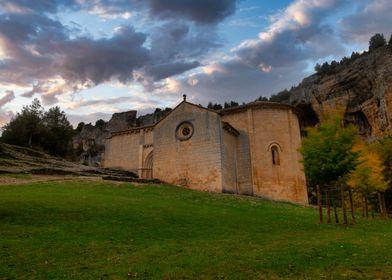 Hermitage templar lonely