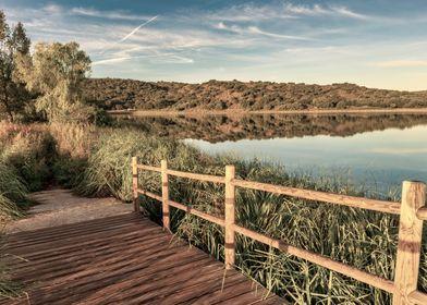 Natural park parks Lake