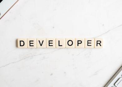 Developer Scrabble