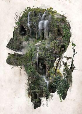 Skull Thang Temple