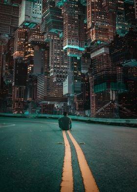 Inception Urban City