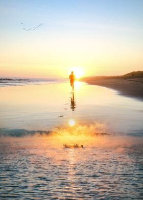 Beach Life Sunny Vibes