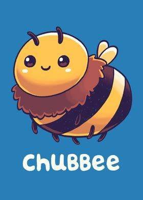 Chubbee Cute Bee Animal