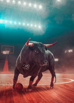 The real Chicago Bull