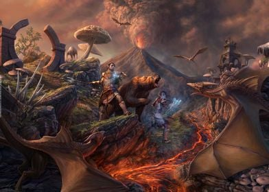 Morrowind Warriors