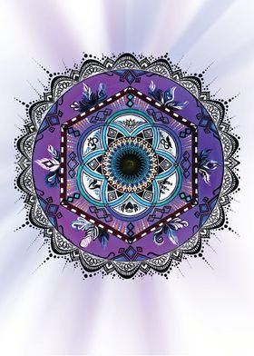 Namaste Mandala