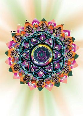 Exotic Mandala