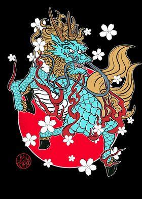 Kirin the legendary horse