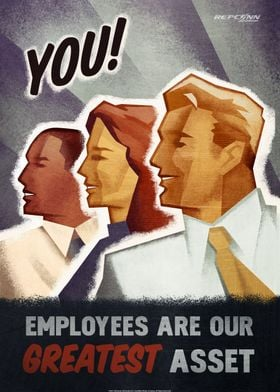 Employees Are Our Greatest Asset
