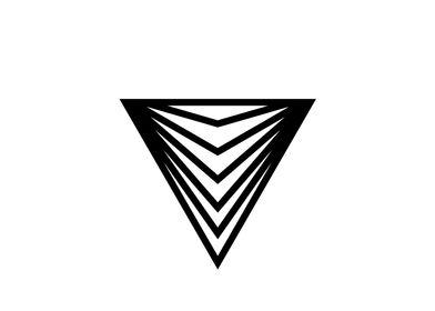 Black Glyph Mandala Rune