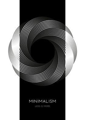 Black and White Dimension