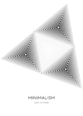 Triangular Optical Effect
