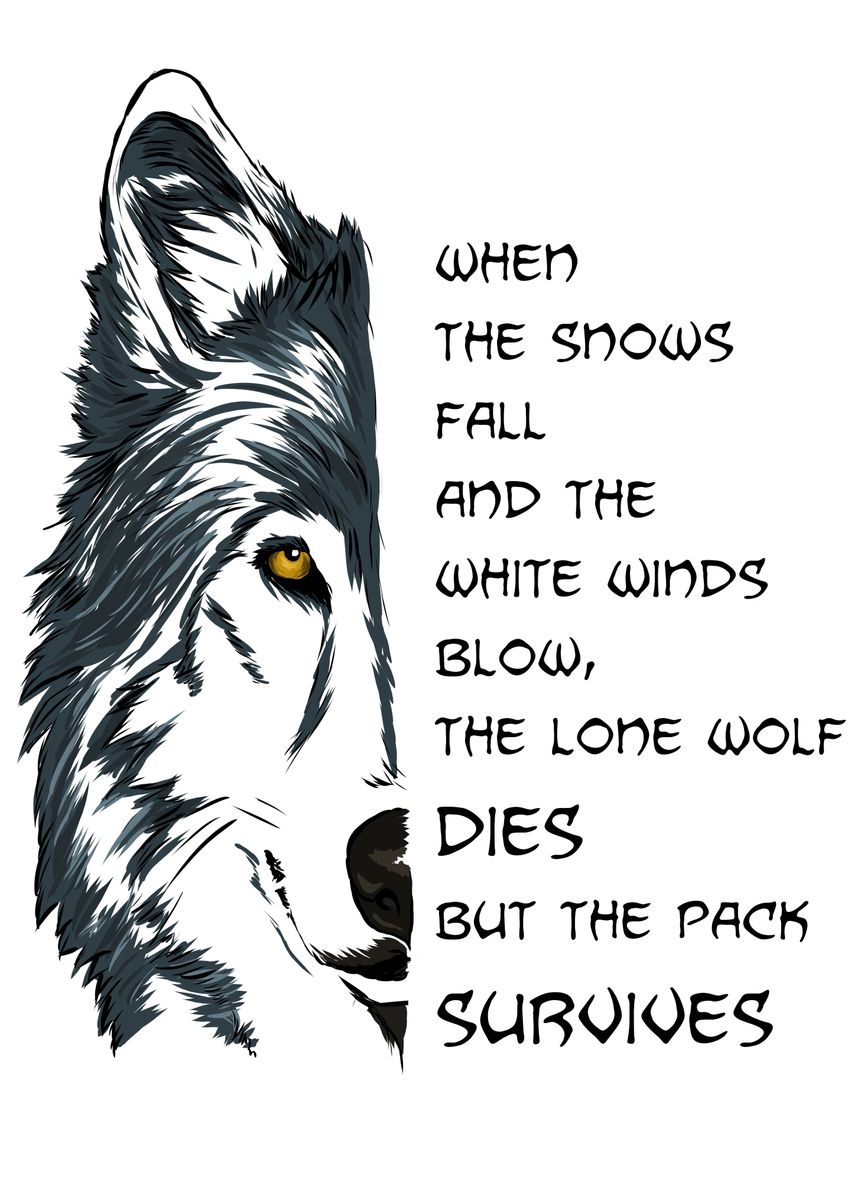Is lone what wolf a A lone