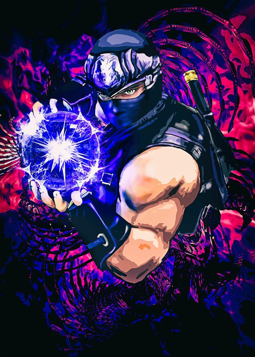 ninja gaiden ryu hayabusa fanart