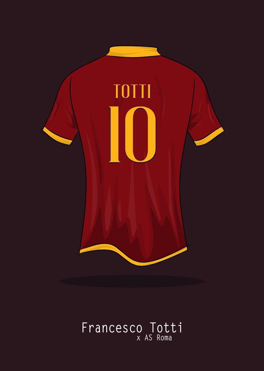 Francesco Totti Jersey
