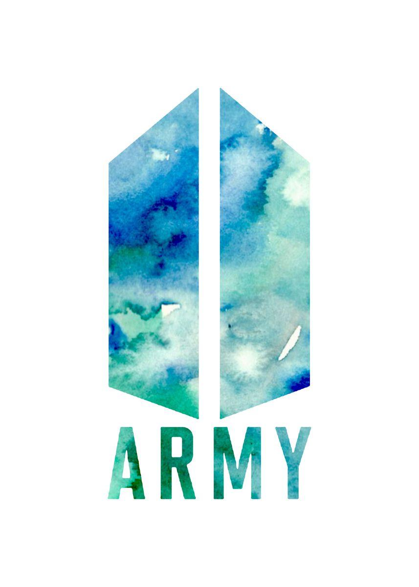 army bts logo poster print by bianca borlagdan luztre displate army bts logo poster print by bianca borlagdan luztre displate