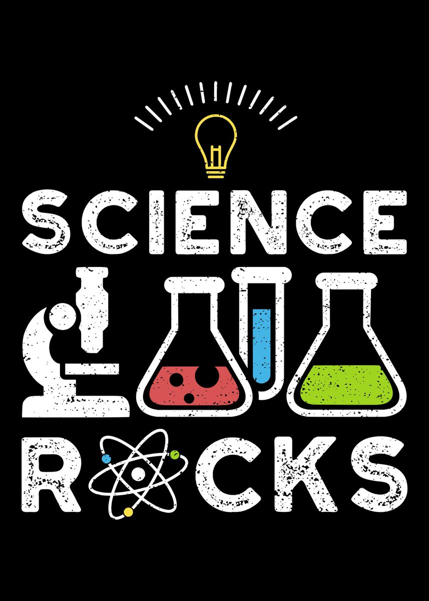Science Rocks Logo